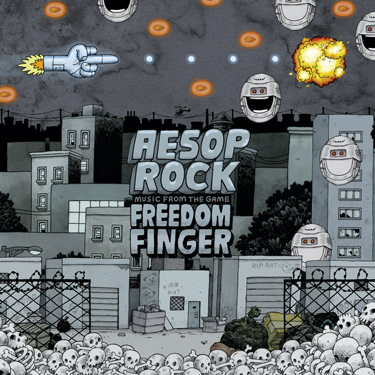 Album Notes - Aesop Rock - Freedom Finger and The Snuts - Mixtape EP