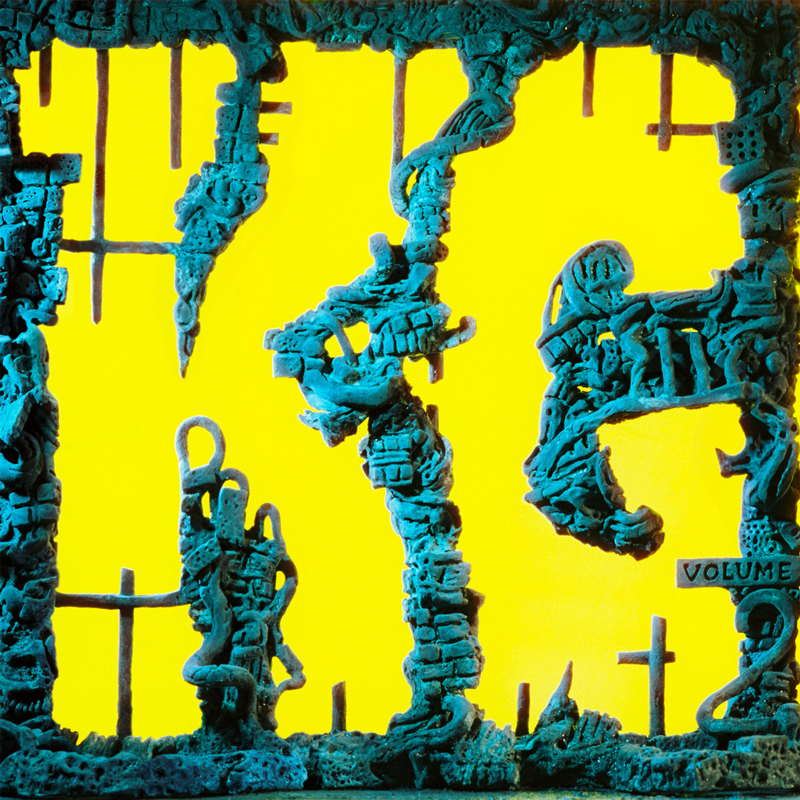 Album Review of King Gizzard & the Lizard Wizard - K.G on CANNAPAGES
