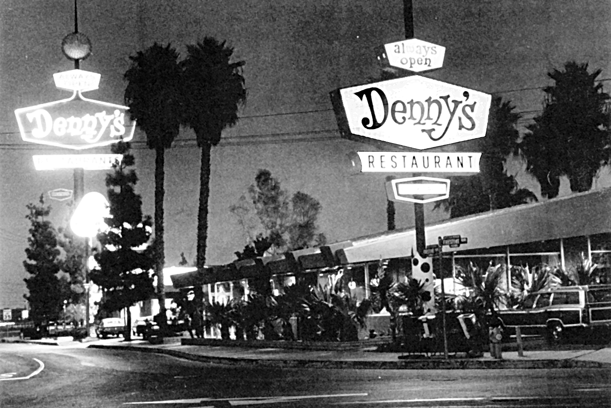 Scientists Find Portal to a 5th Denny's