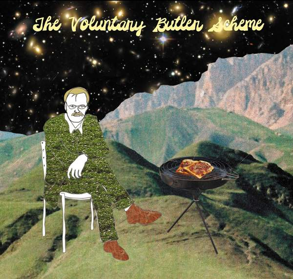 """Album Notes - Obscure October: The Voluntary Butler Scheme's """"The Grandad Galaxy"""""""