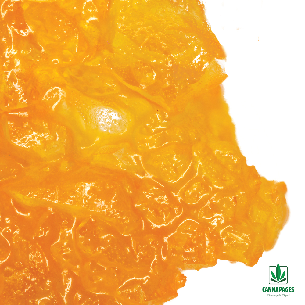 Purple Cherry Ultra Refined Live Resin from Quality Choice