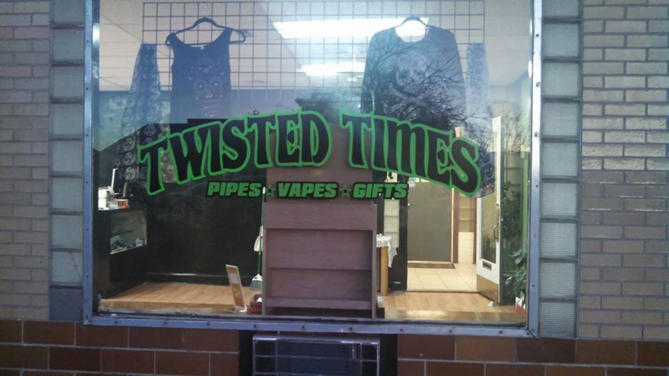 Twisted Times Head Shop