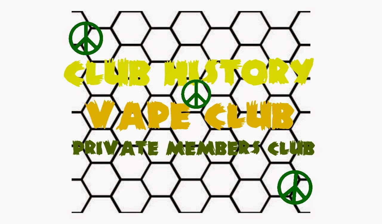 Club History Vape Club products, deals and reviews