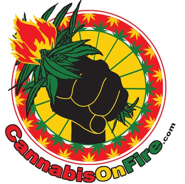 Cannabis On Fire