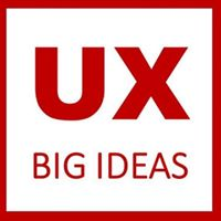 UX Big Ideas