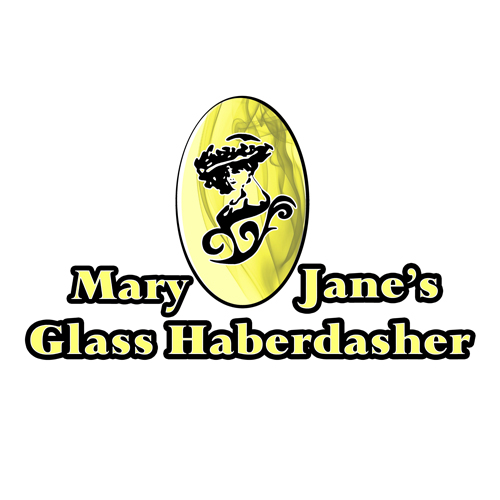 Mary Janes Glass Haberdasher