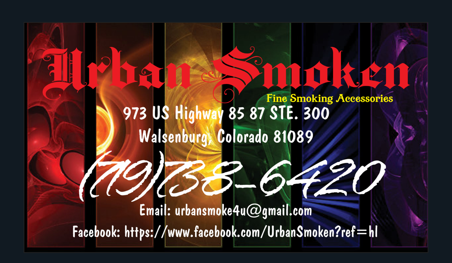 Urban Smoken products, deals and reviews