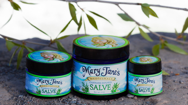 Mary Jane's Salve 2oz