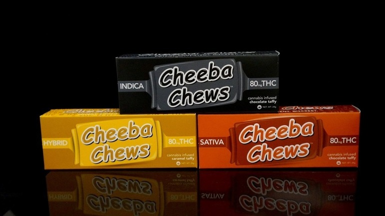 Cheeba Chews 80mg