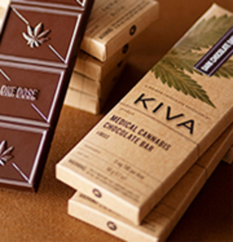 Kiva Bar 180mg