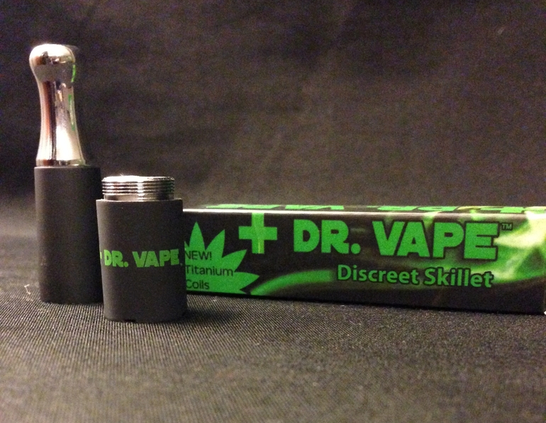Dr.Vape Discreet Skillet Attachment