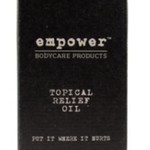 Empower 30ml Topical Releif Oil