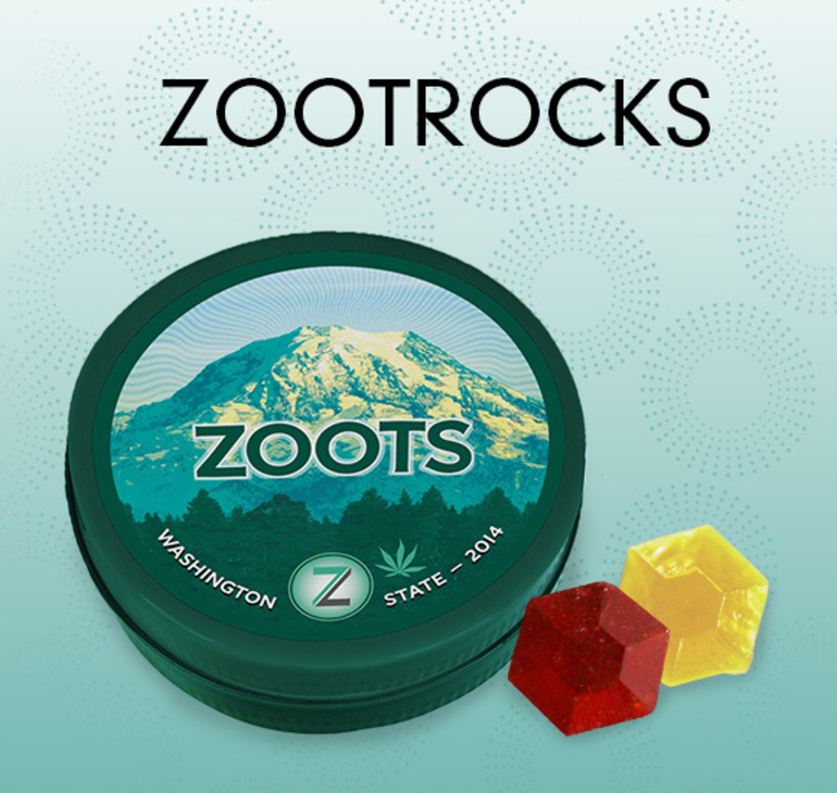 ZootRocks - LemonGrass