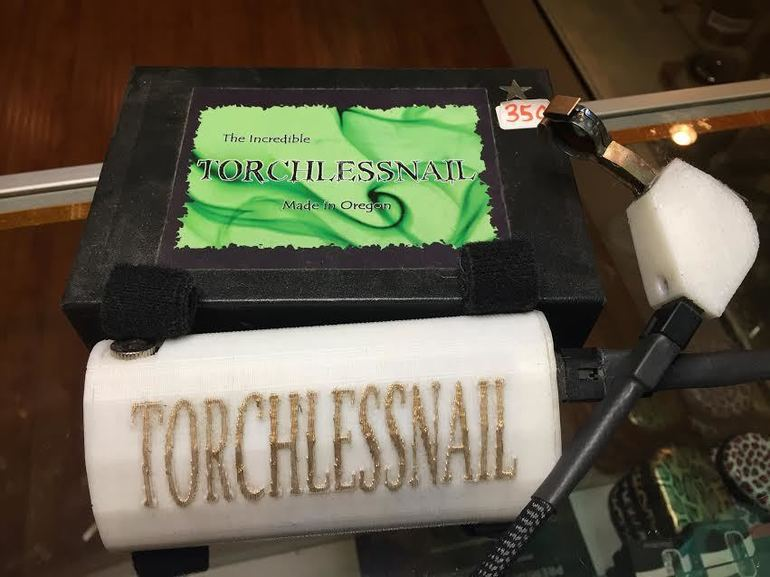 TORCHLESS NAIL