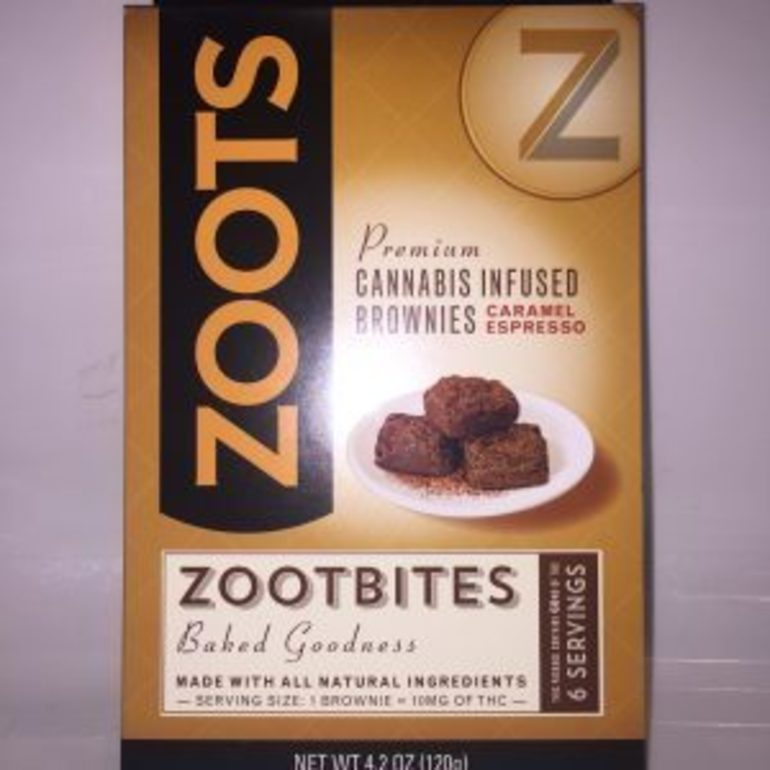 Zoots Brownies