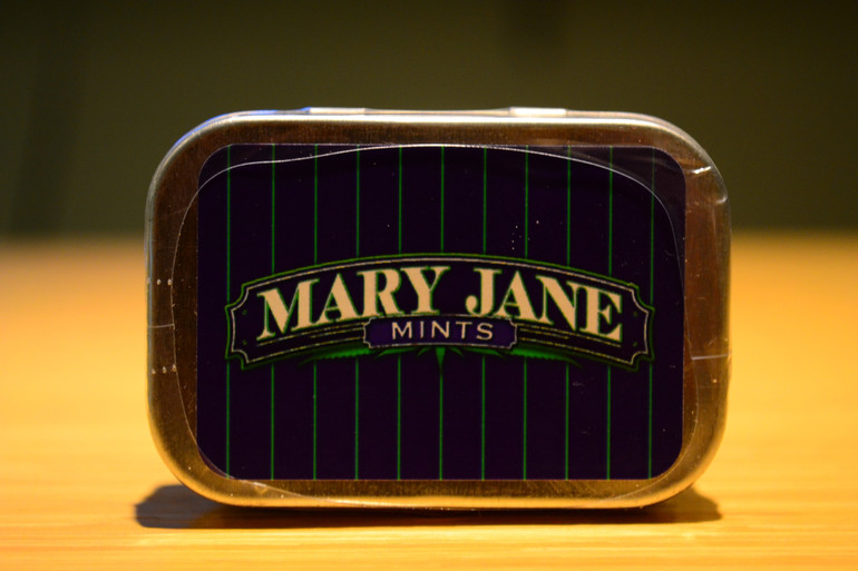 Mary Jane Mints