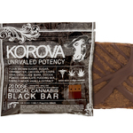 KOROVA BLACK BAR & BLACK BAR MINT
