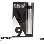 DELTA 9 VAPE BATTERY WITH CHARGER
