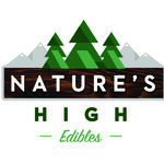 Nature's High 300mg Edibles