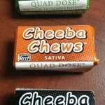 Cheeba Chews (Indica, Sativa, Hybrid) (70mg) (tax not included)