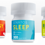 Stratos Sativa/Indica Pills 500mg (tax not included)