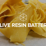 Grape God Bud Live Resin Batter