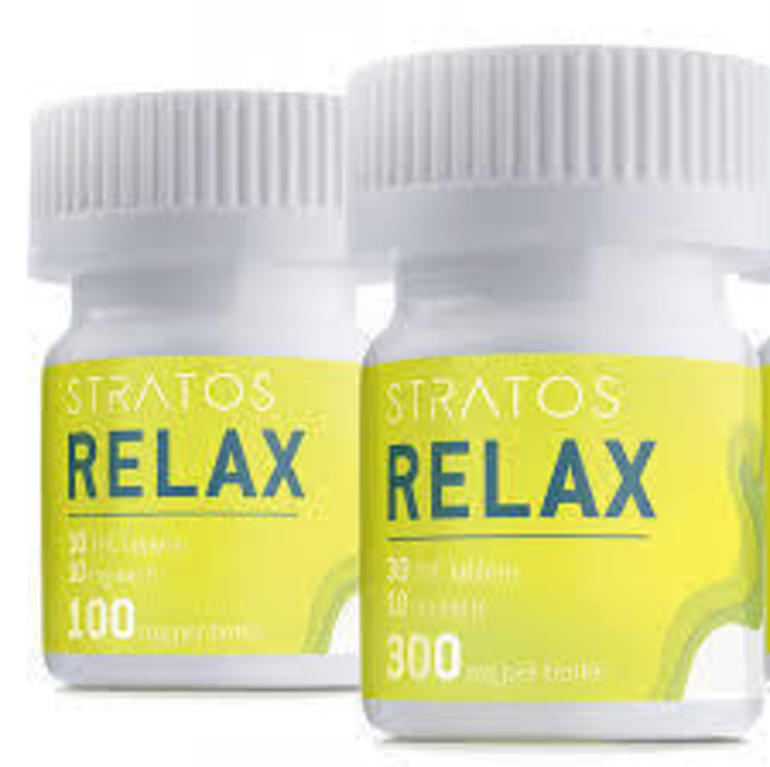 Stratos RELAX Tablets 300mg