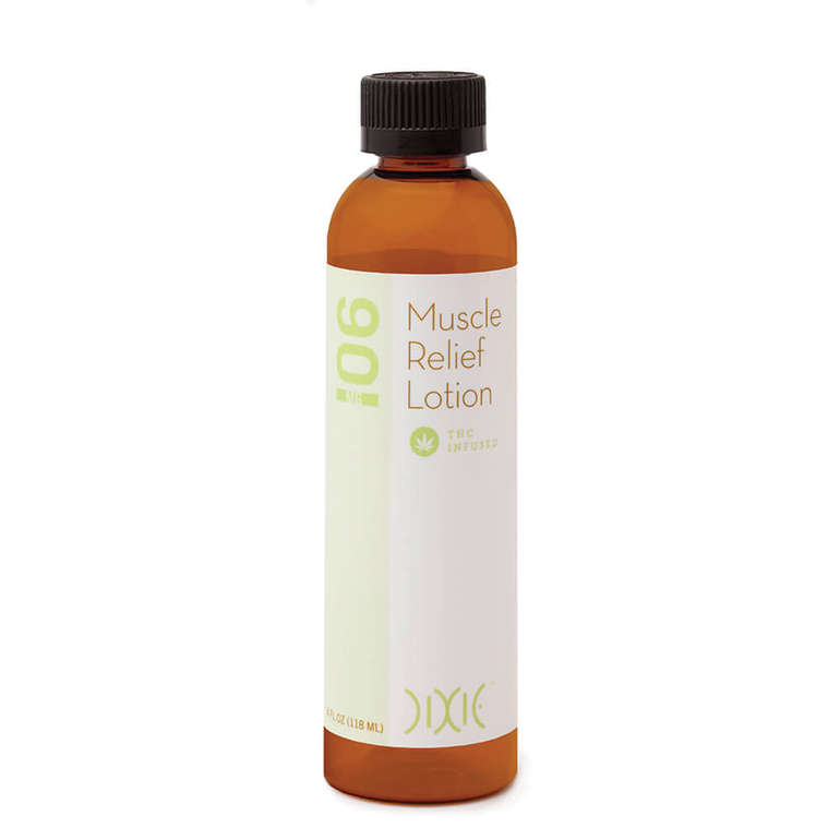 Muscle Relief Lotion