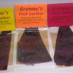Grammys Fruit Leathers