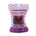 Cherry Cola Bottles Pure CBD, 50mg