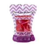 Watermelon Rings Pure CBD, 50mg