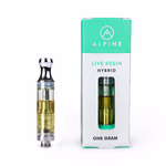 GSC Live Resin Cartridge