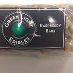 Green Light - Raspberry Bars