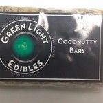 Green Light - Coconutty Bars