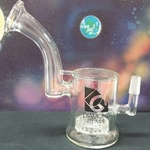 Diamond Glass Bubbler