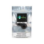 Donkey Drops Pineapple Gummies - Indica 50mg