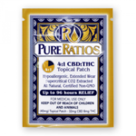 Pure Ratios 4:1 CBD:THC Patch