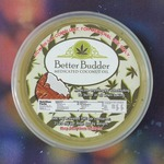 Better Budder Medicated Coconut Oil-500 MG