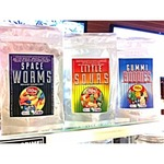 Space Worms by MediZen