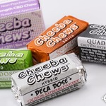 Cheeba Chew (70mg THC) - Sativa, Indica and Hybrid
