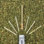State Flower - Pineapple Tonic Pre-Roll