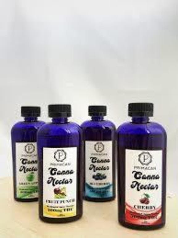 Primacan Canna Nectar 500mg