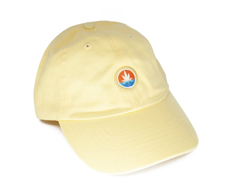 Cali Roots Hat - Yellow