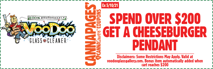 CANNAPages print coupon